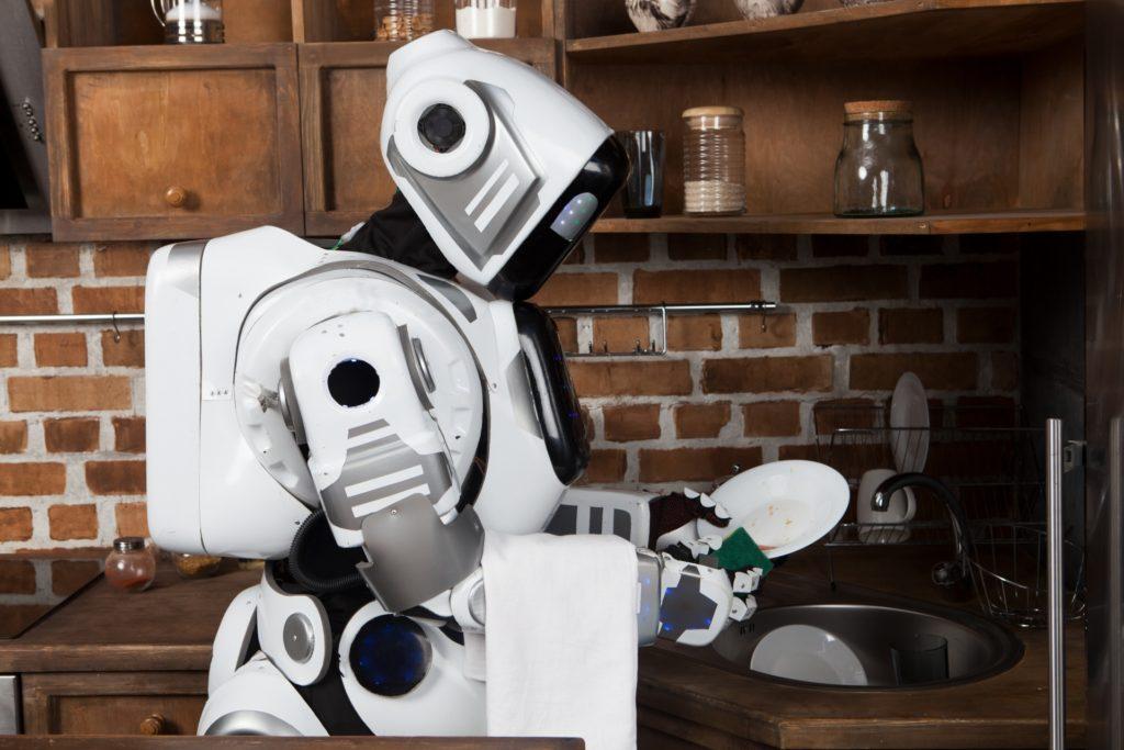 ロボット化